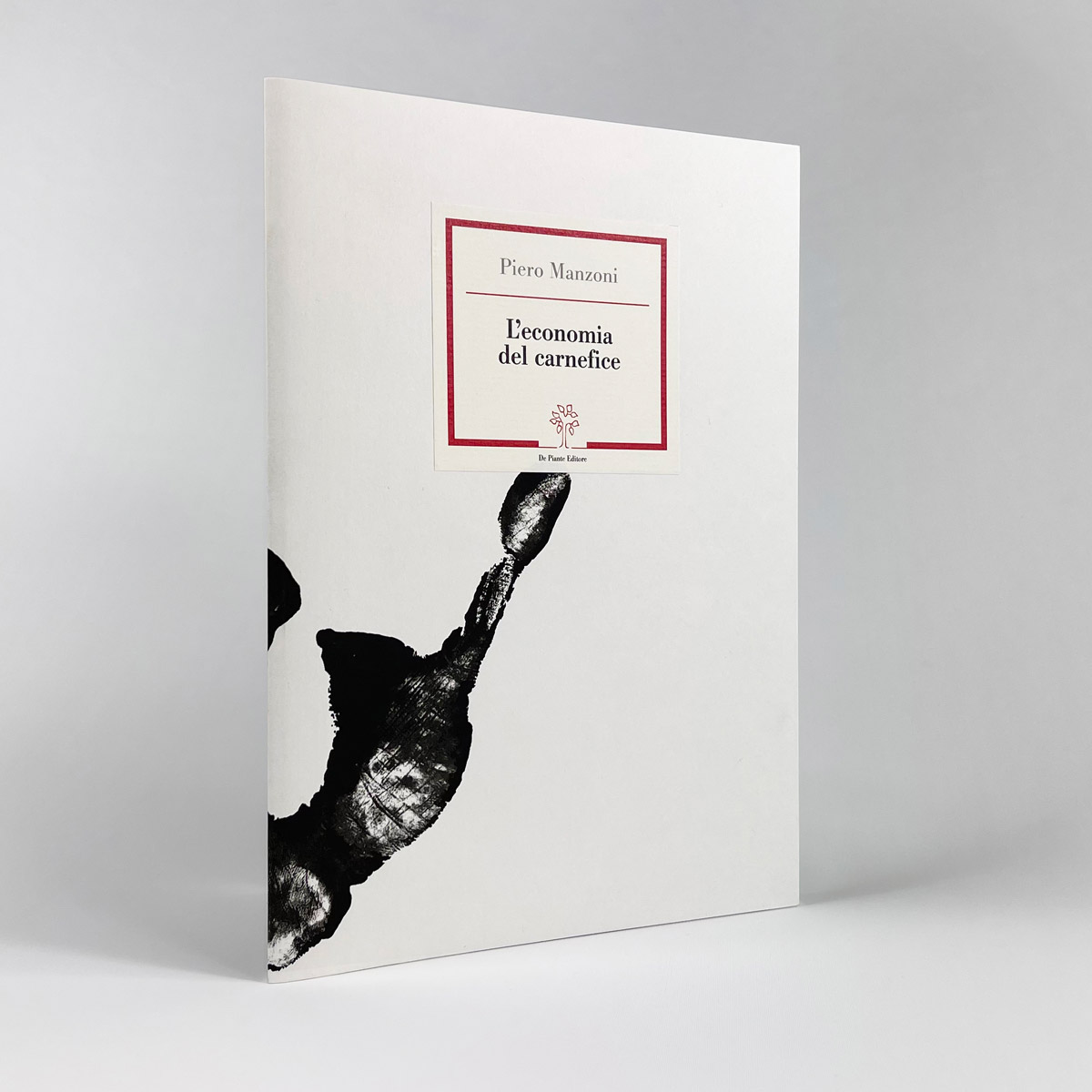 Piero Manzoni - L'economia del carnefice