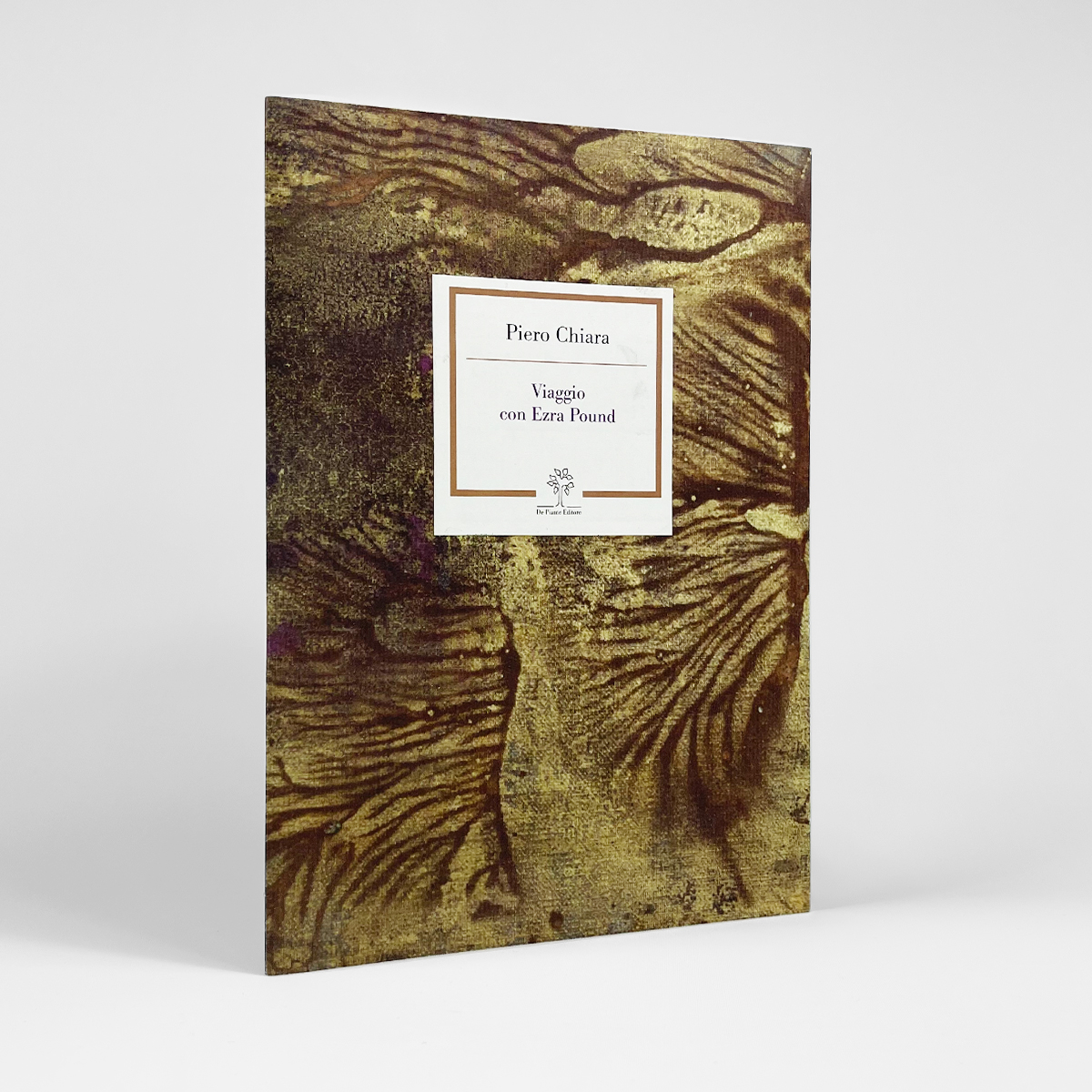 Piero Chiara - Viaggio con Ezra Pound