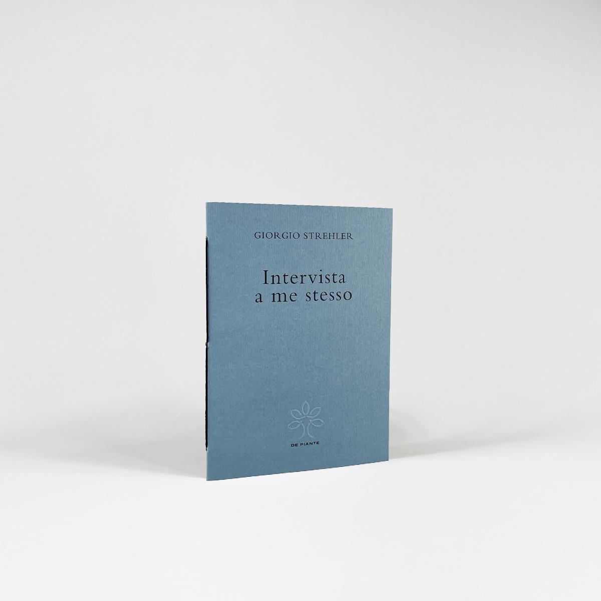 Intervista a me stesso - Giorgio Strehler